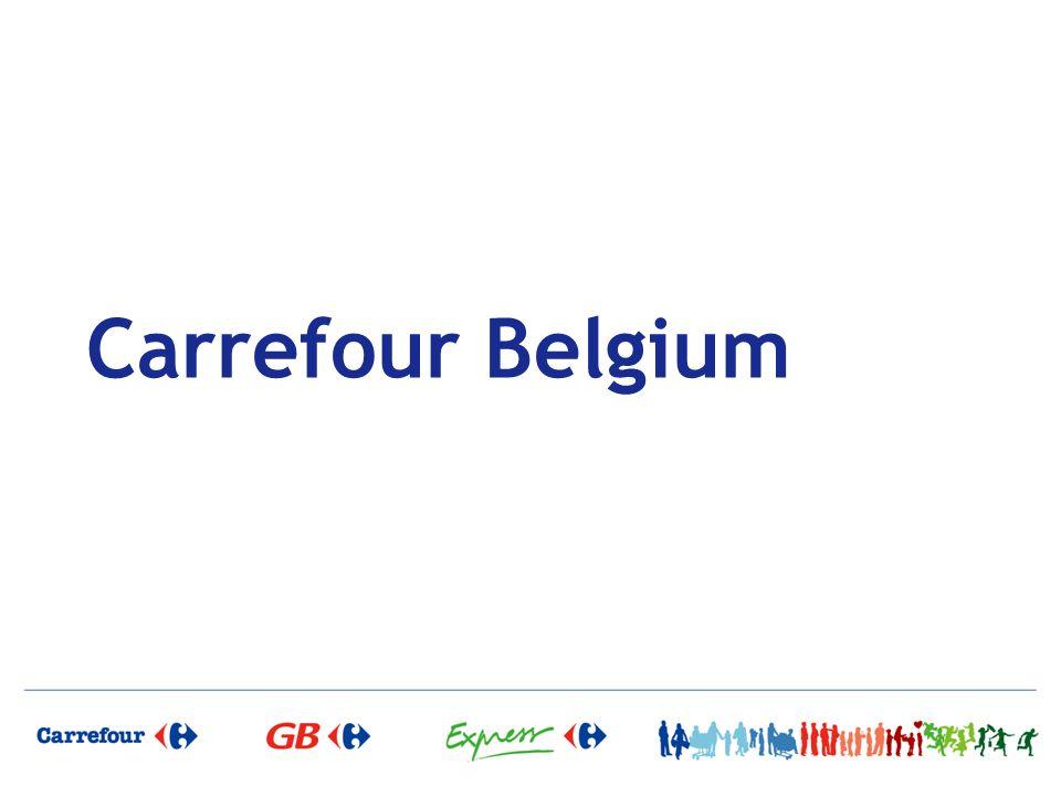 Carrefour Belgium