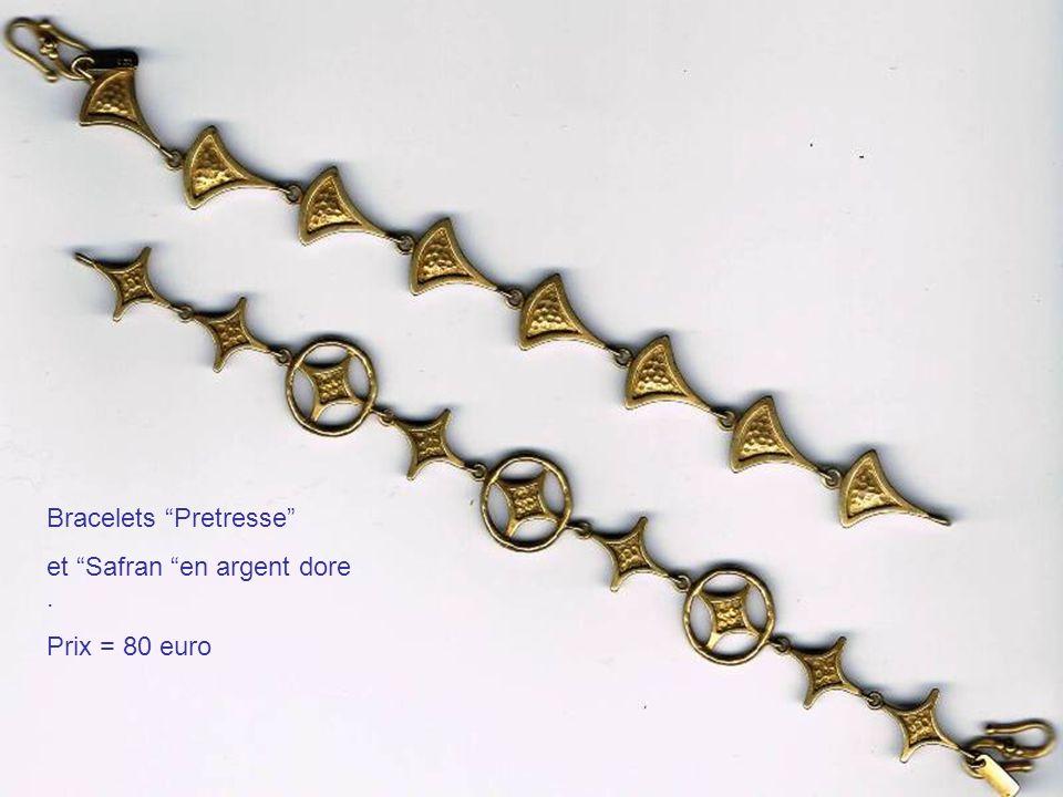Bracelets Pretresse