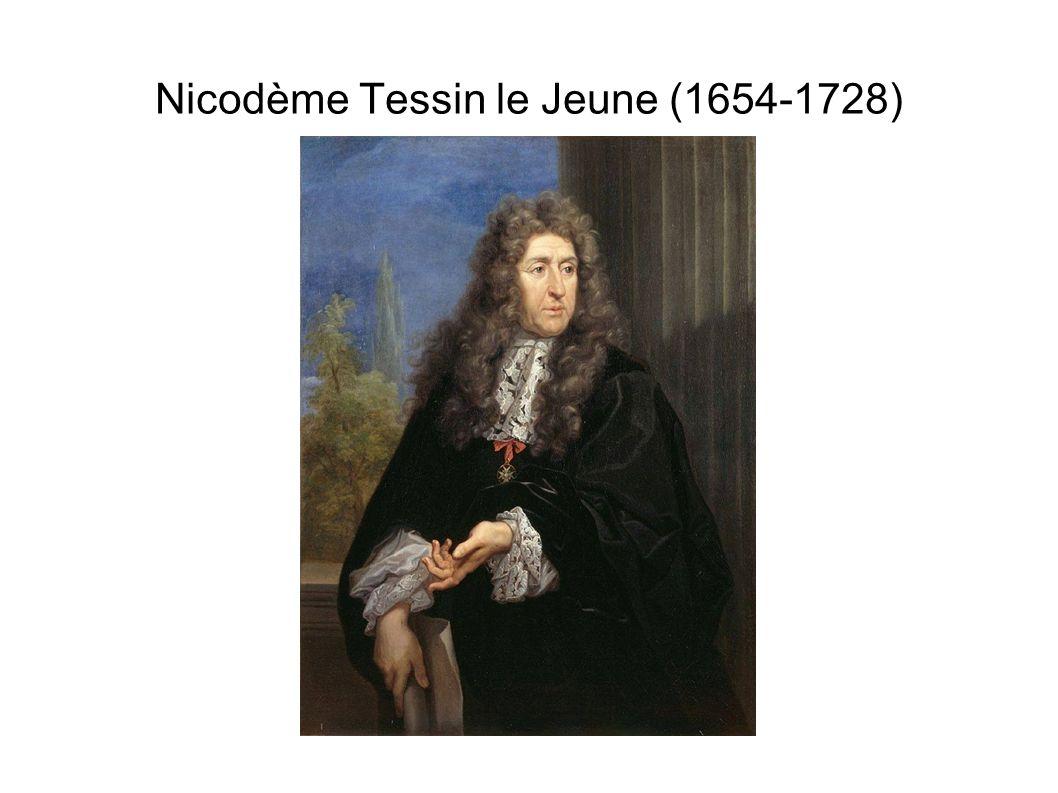 Nicodème Tessin le Jeune (1654-1728)