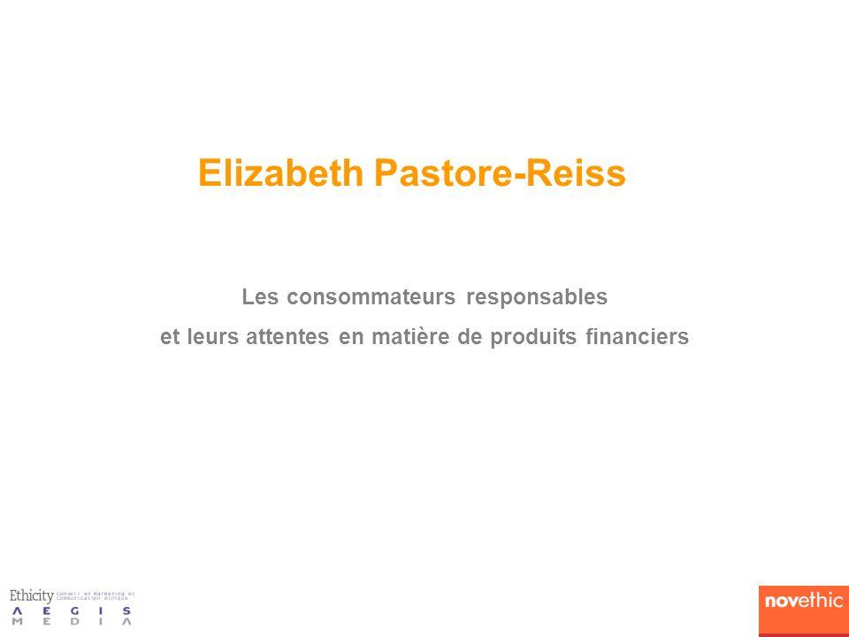 Elizabeth Pastore-Reiss