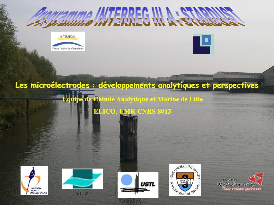 Programme INTERREG III A : STARDUST