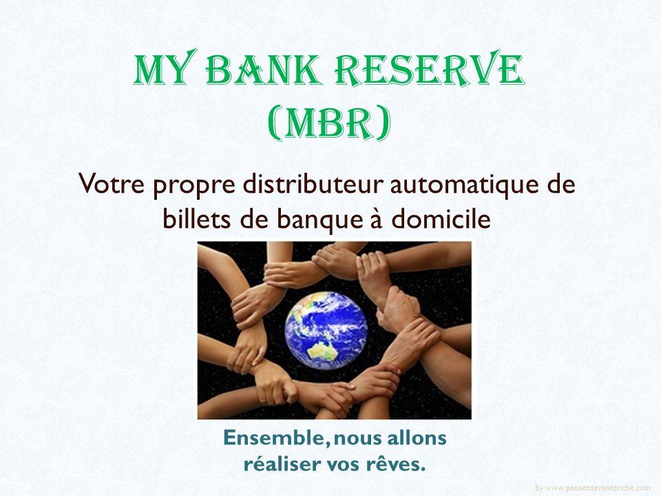 Votre propre distributeur automatique de billets de banque à domicile