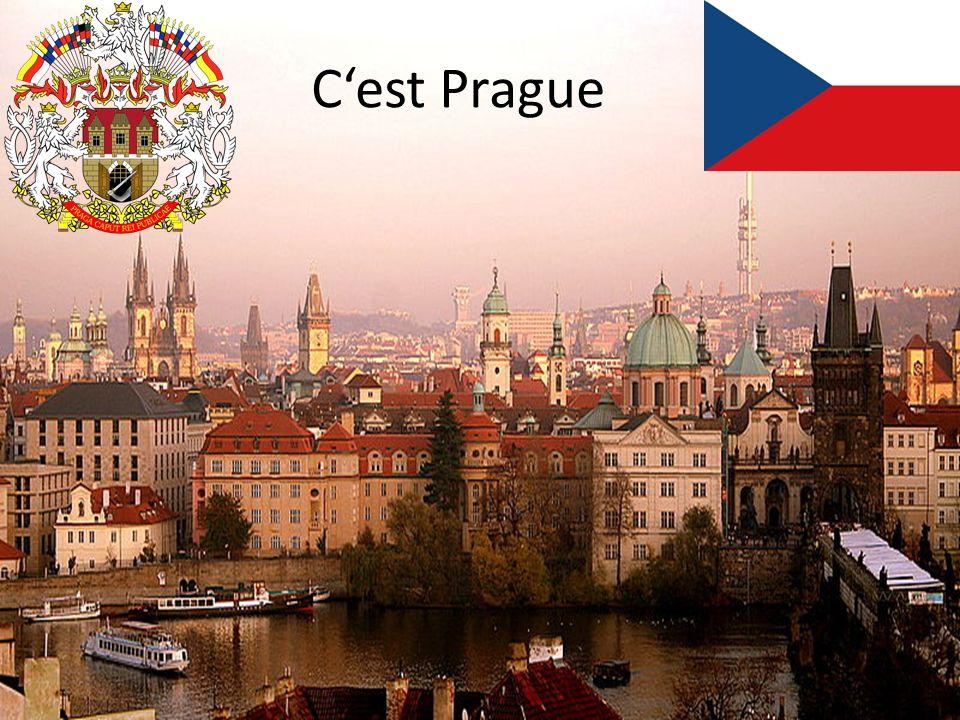 C'est Prague