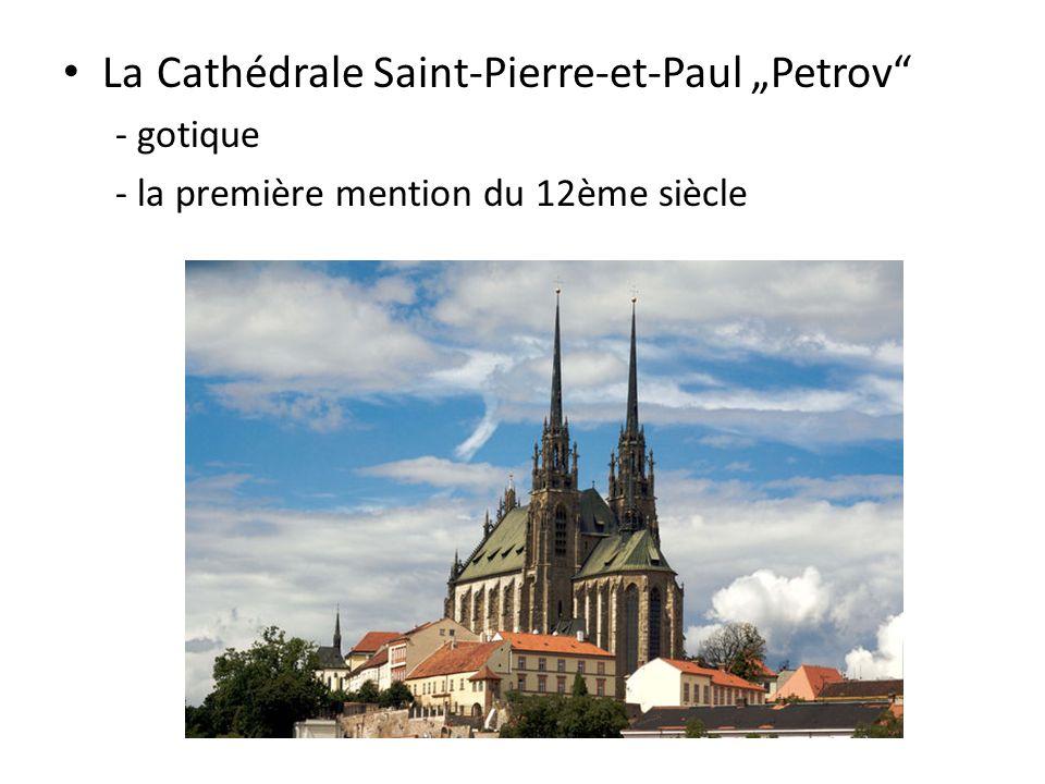 """La Cathédrale Saint-Pierre-et-Paul """"Petrov"""