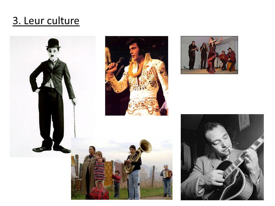 3. Leur culture