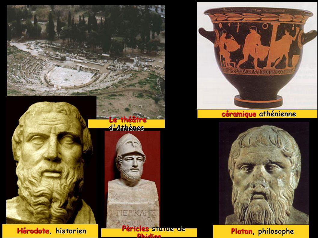 Pèricles statue de Phidias