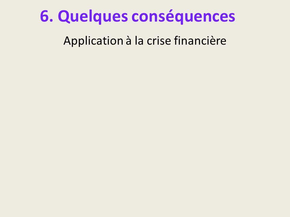 6. Quelques conséquences