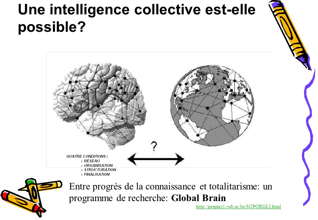 Une intelligence collective est-elle possible