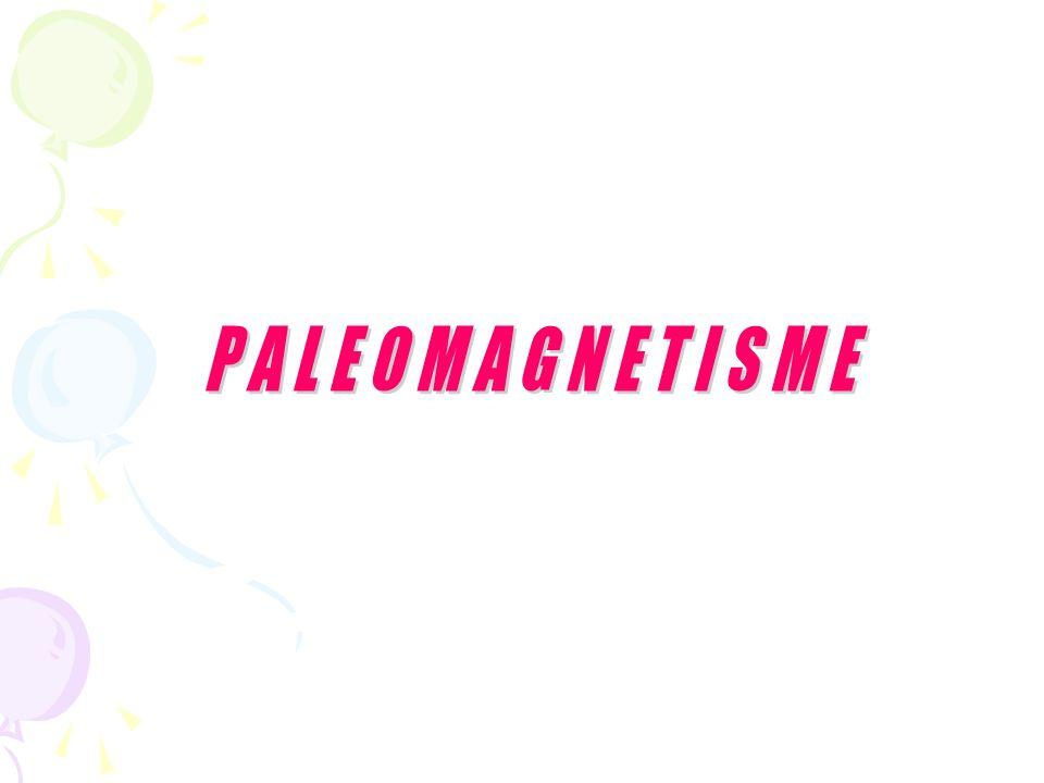 PALEOMAGNETISME