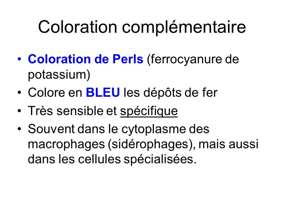 Coloration complémentaire