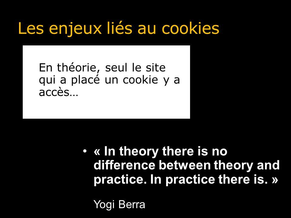 Les enjeux liés au cookies