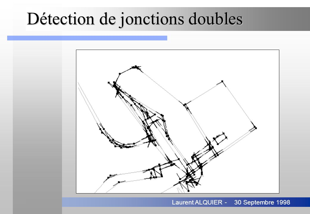 Détection de jonctions doubles