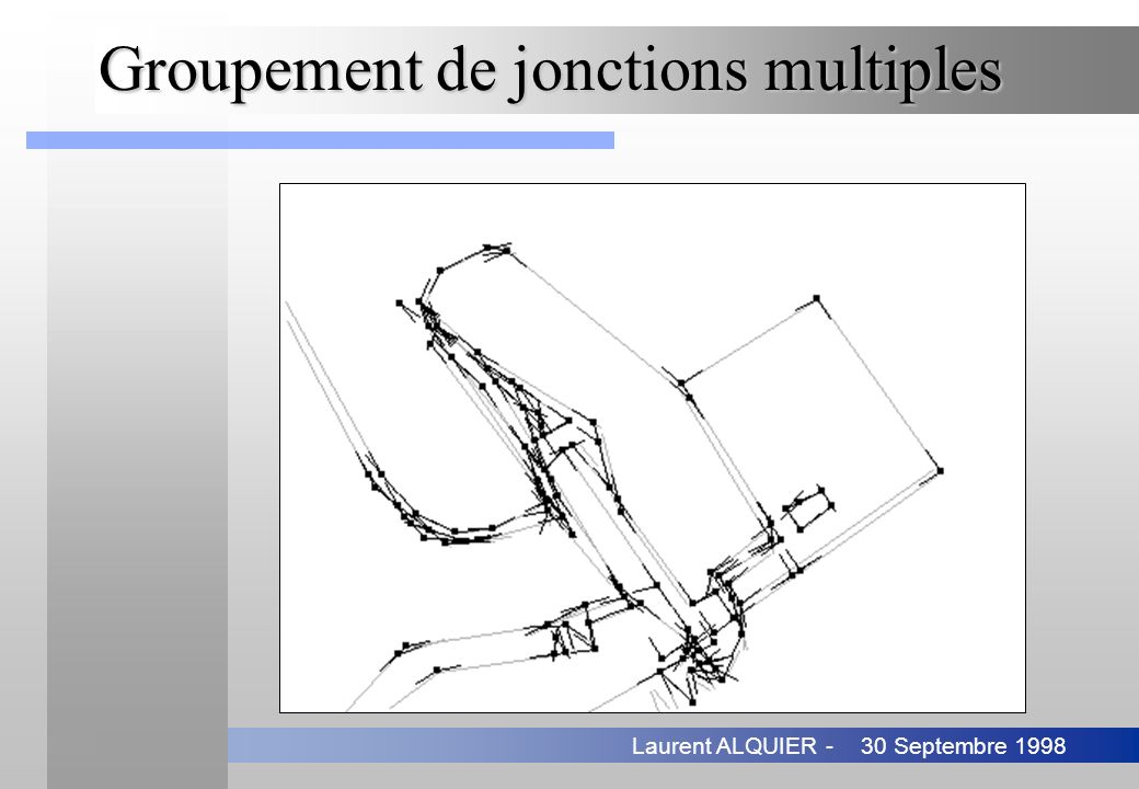 Groupement de jonctions multiples