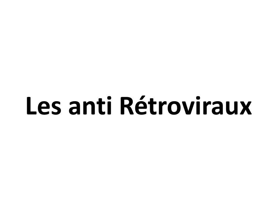 Les anti Rétroviraux