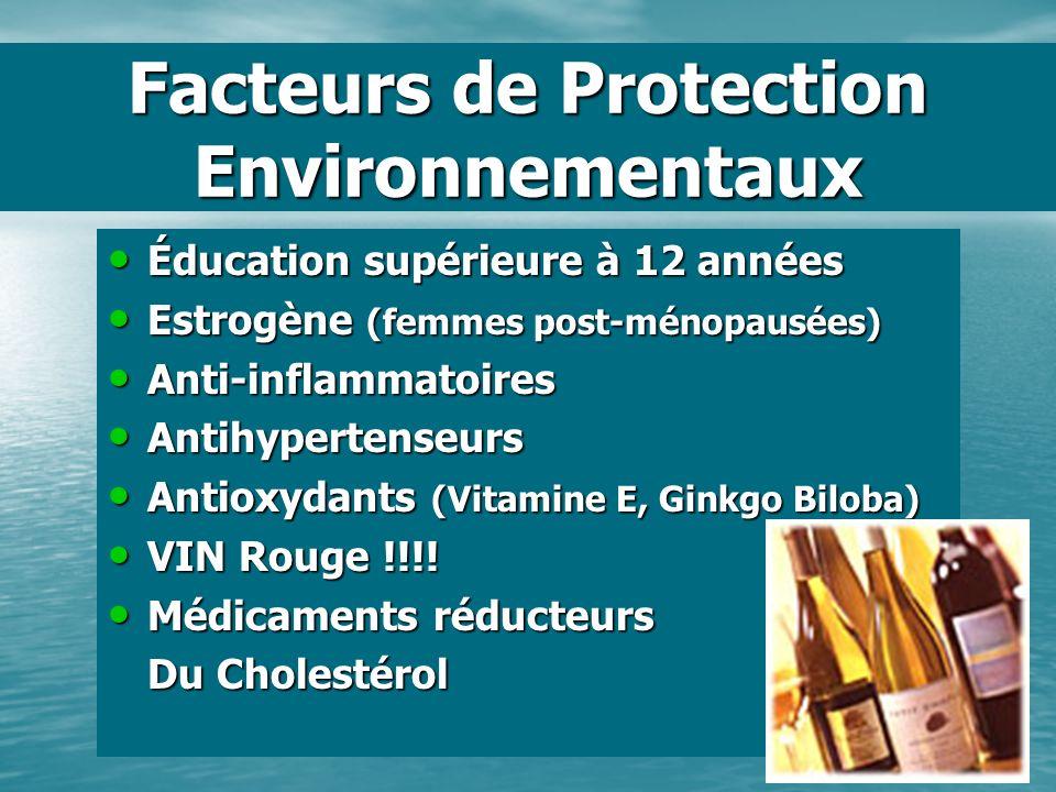 Facteurs de Protection Environnementaux