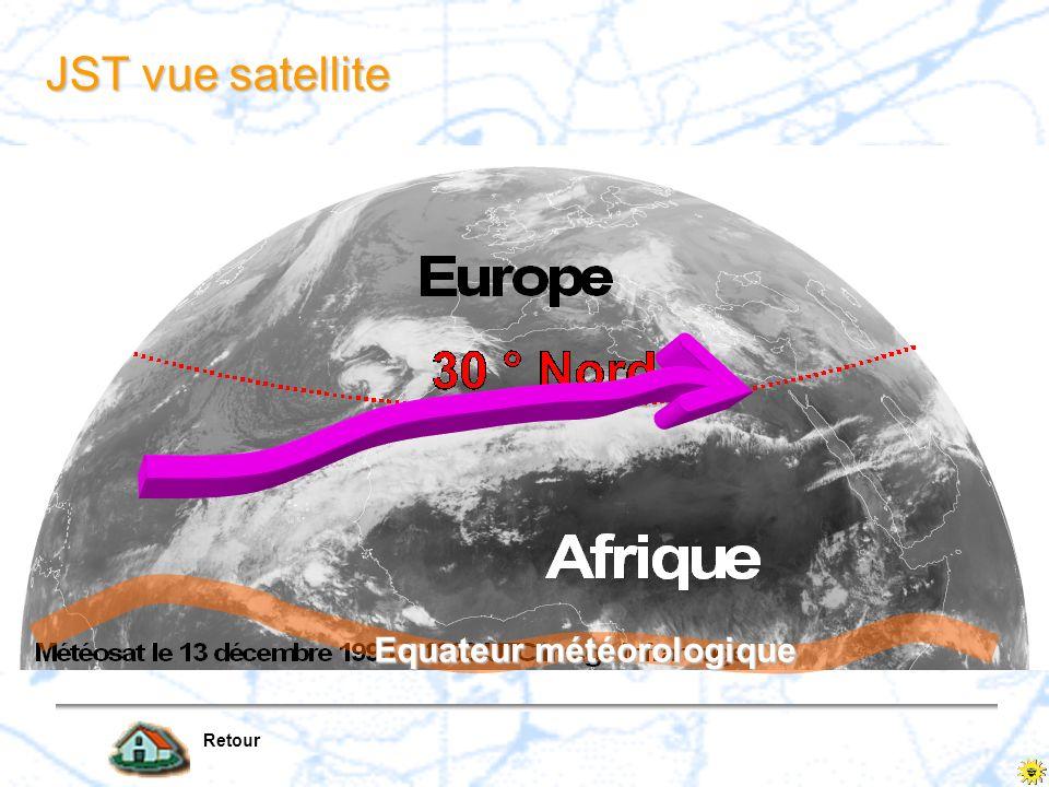 JST vue satellite Equateur météorologique Retour