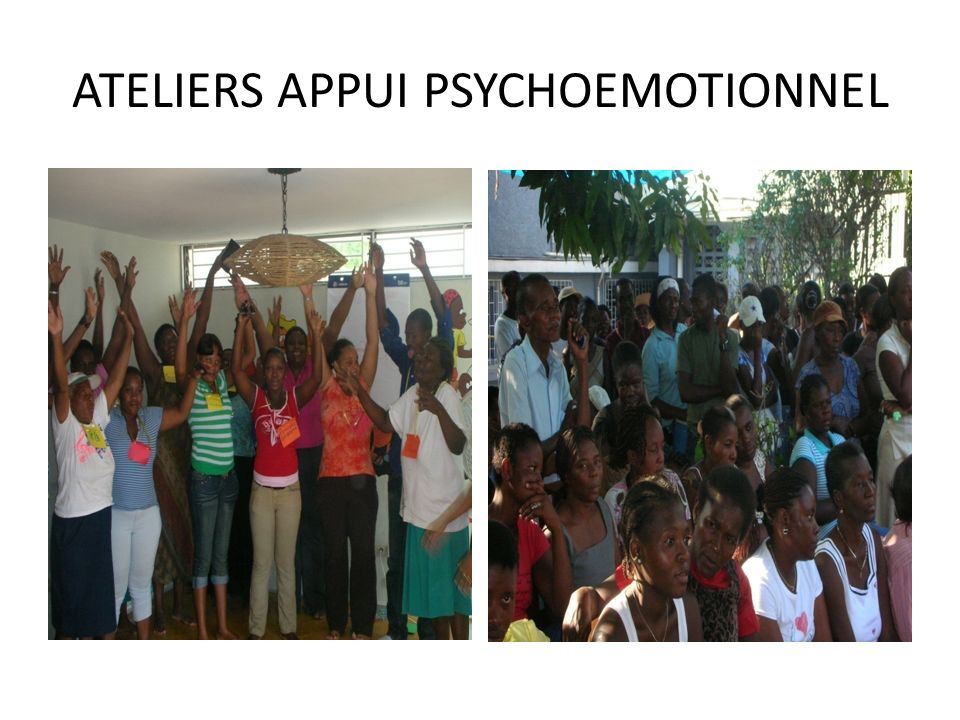 ATELIERS APPUI PSYCHOEMOTIONNEL