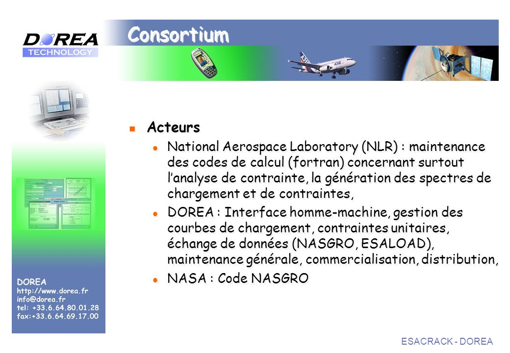 Consortium Acteurs.
