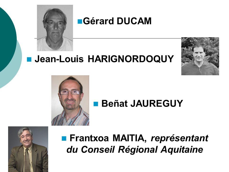 Jean-Louis HARIGNORDOQUY