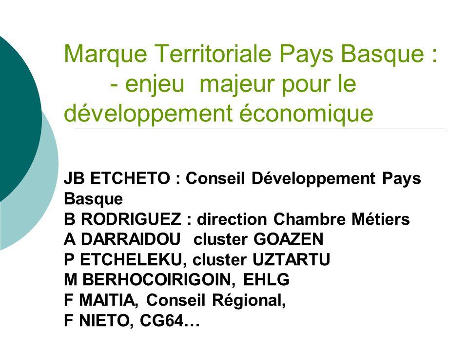 Marque Territoriale Pays Basque :