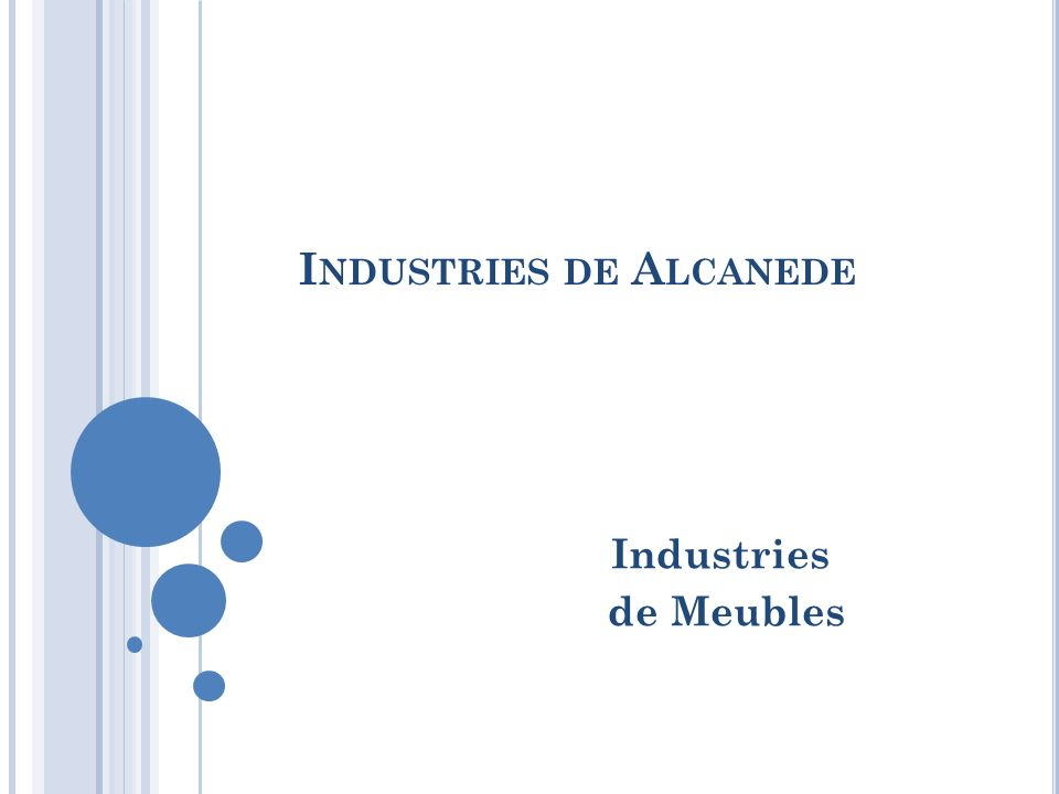 Industries de Alcanede