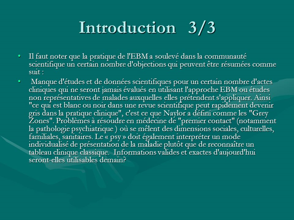 Introduction 3/3