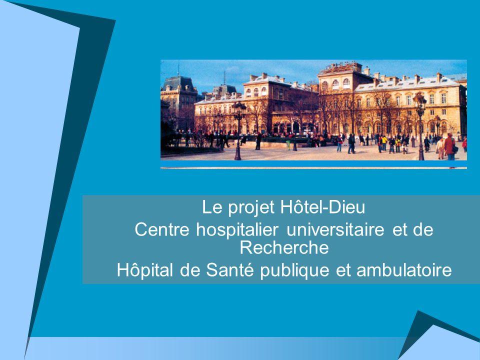 Centre hospitalier universitaire et de Recherche