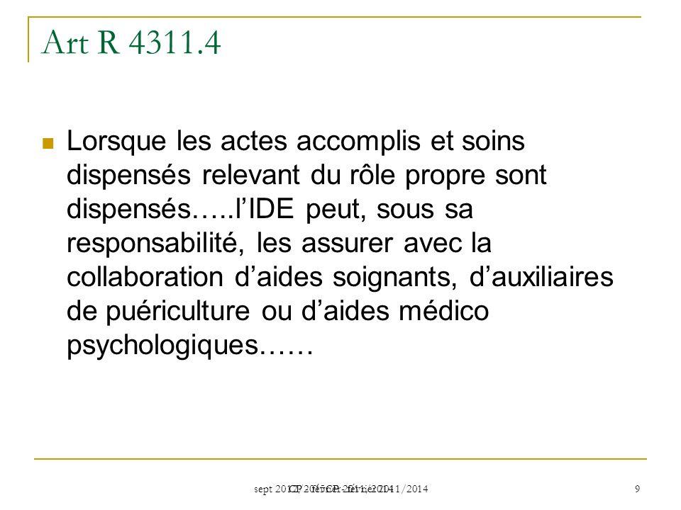 Art R 4311.4
