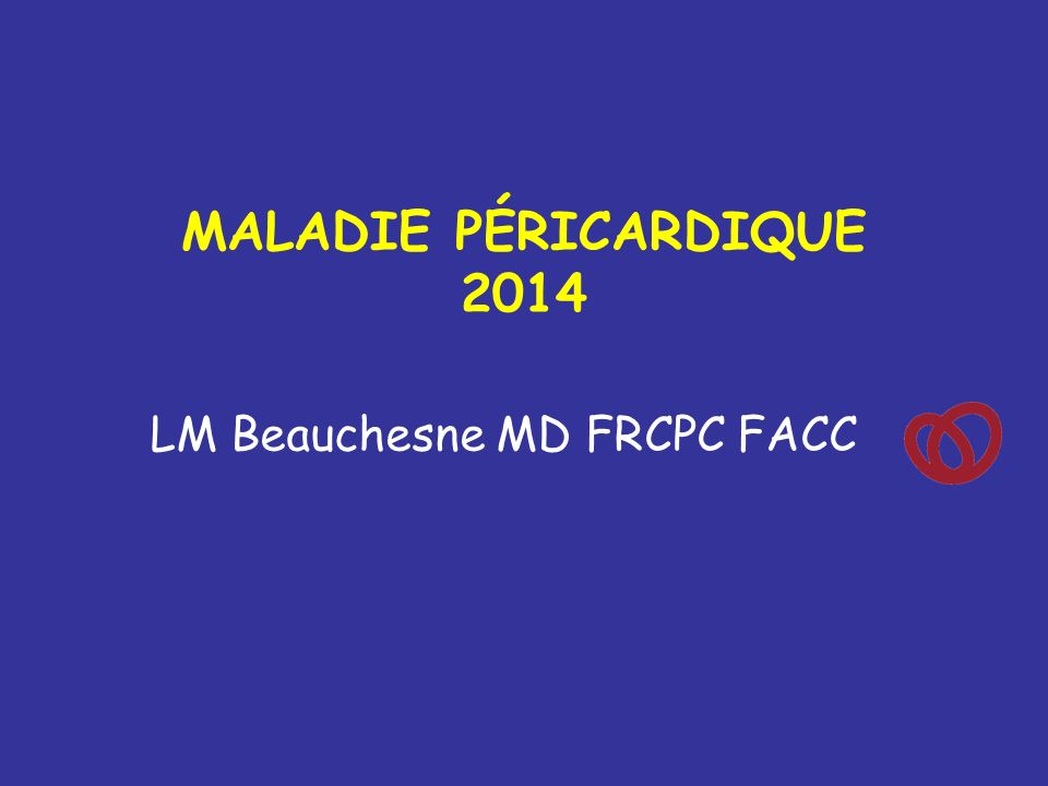 LM Beauchesne MD FRCPC FACC