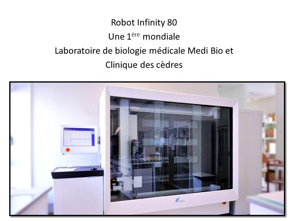 Laboratoire de biologie médicale Medi Bio et