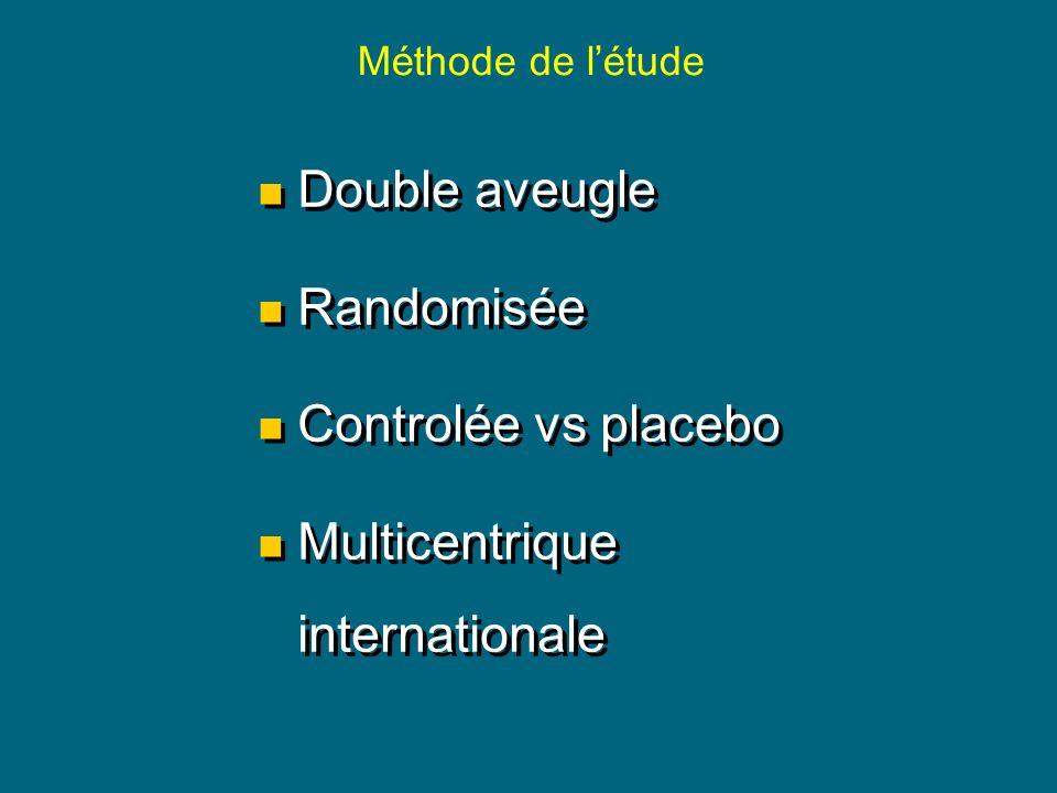 Multicentrique internationale