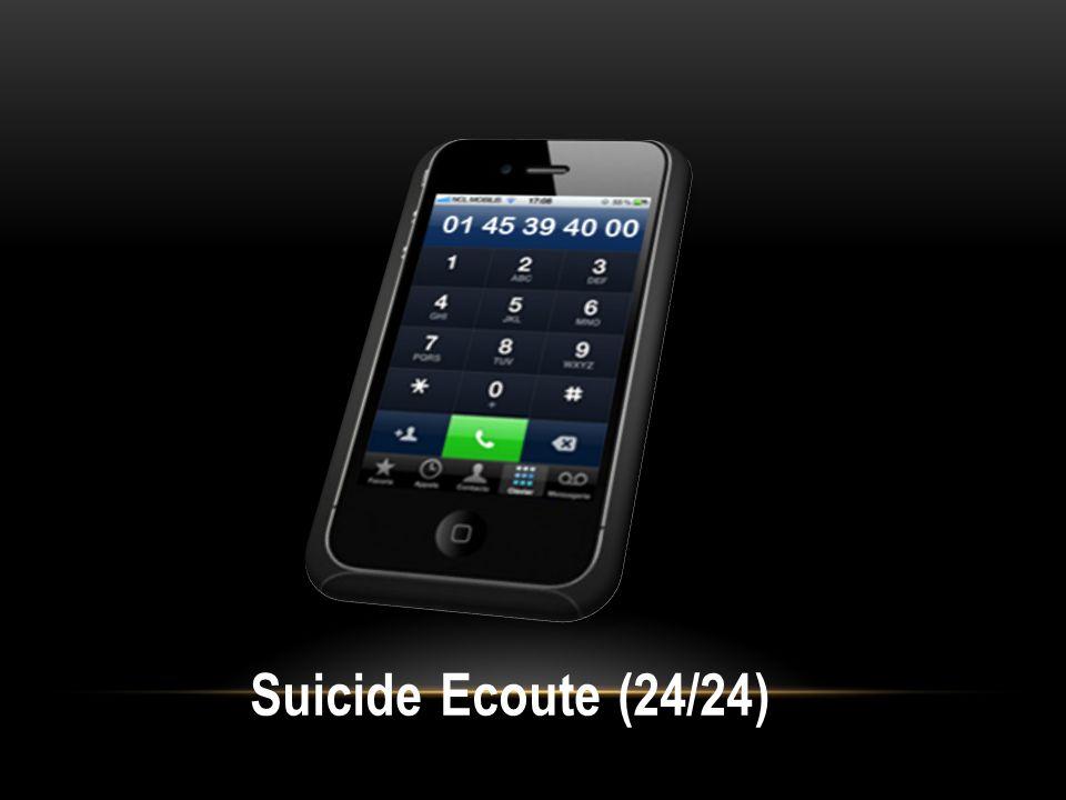 Suicide Ecoute (24/24)