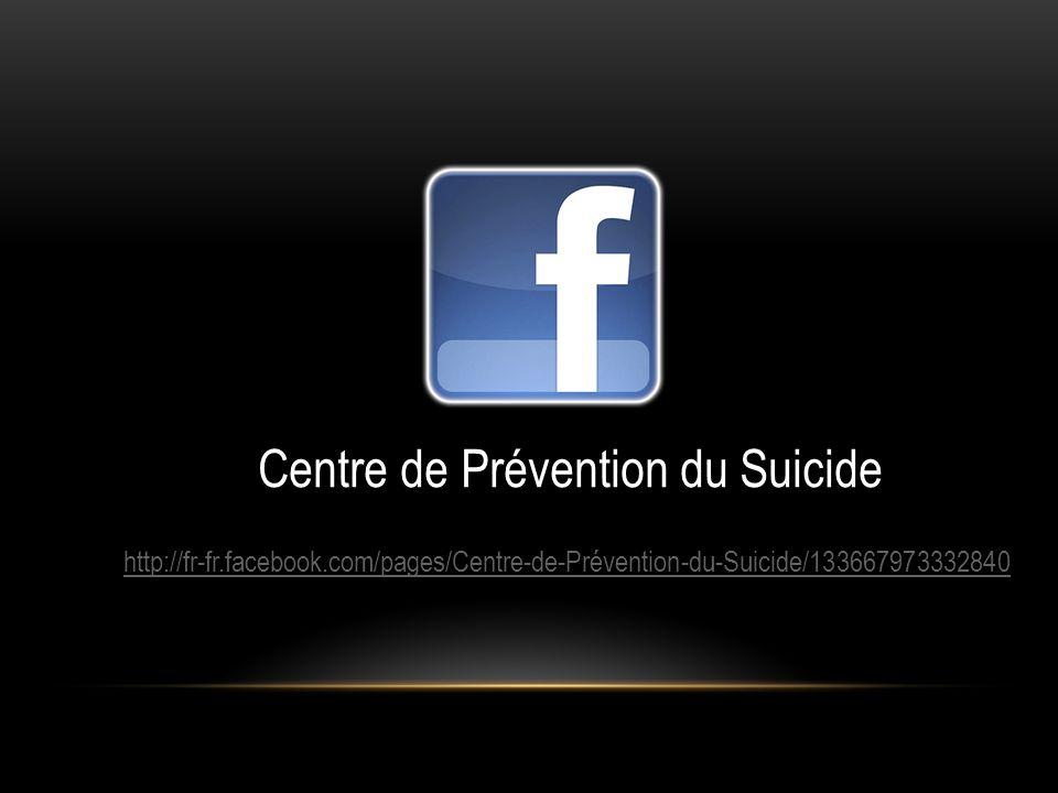 Centre de Prévention du Suicide