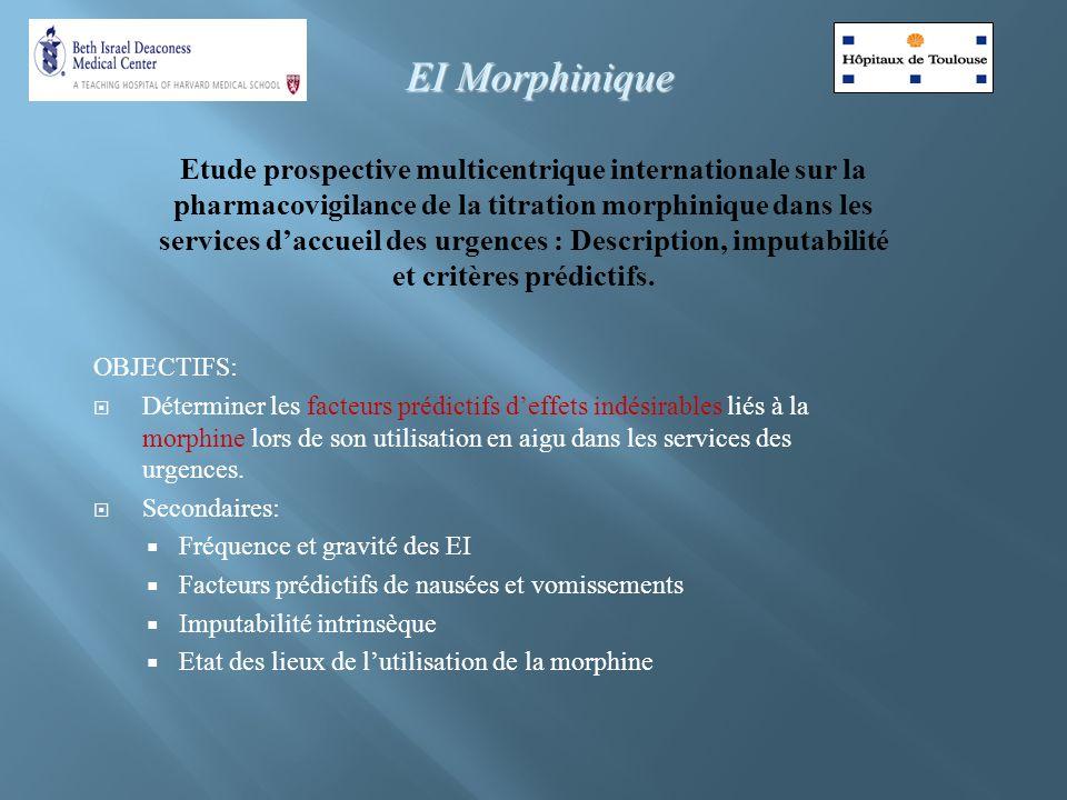 EI Morphinique