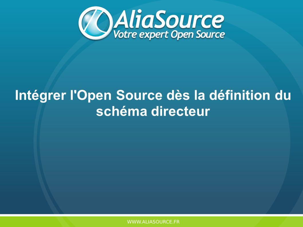 Intégrer l Open Source dès la définition du schéma directeur