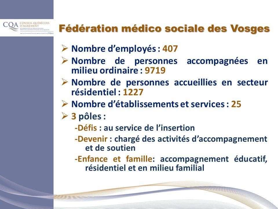 Fédération médico sociale des Vosges