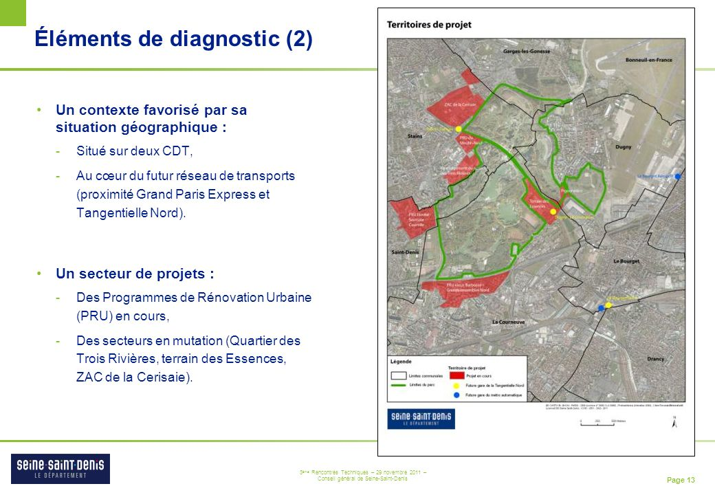 Éléments de diagnostic (2)