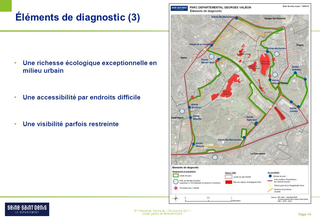 Éléments de diagnostic (3)
