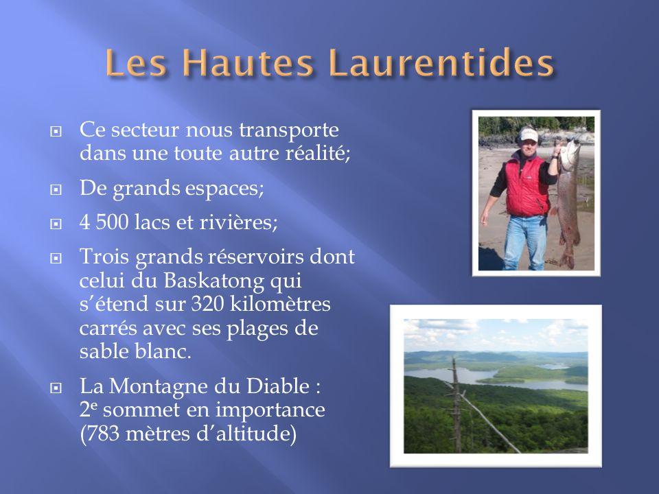 Les Hautes Laurentides