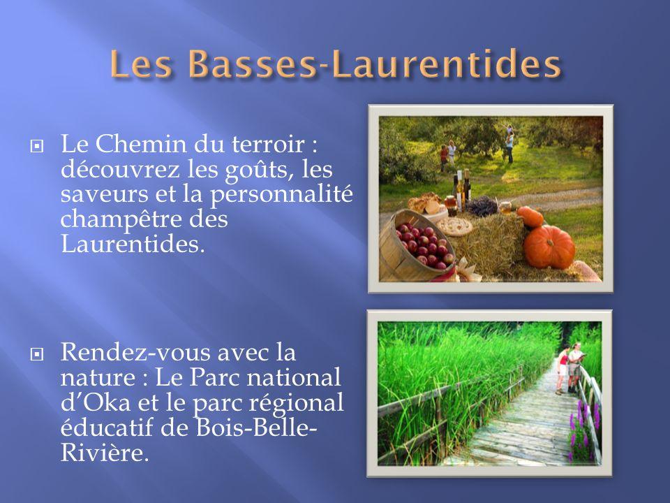 Les Basses-Laurentides
