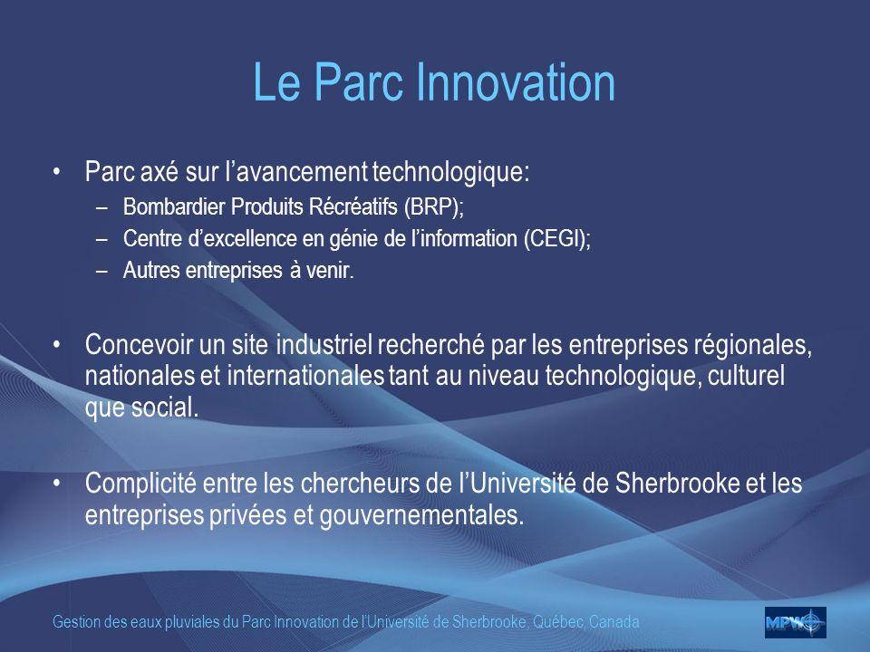 Le Parc Innovation Parc axé sur l'avancement technologique: