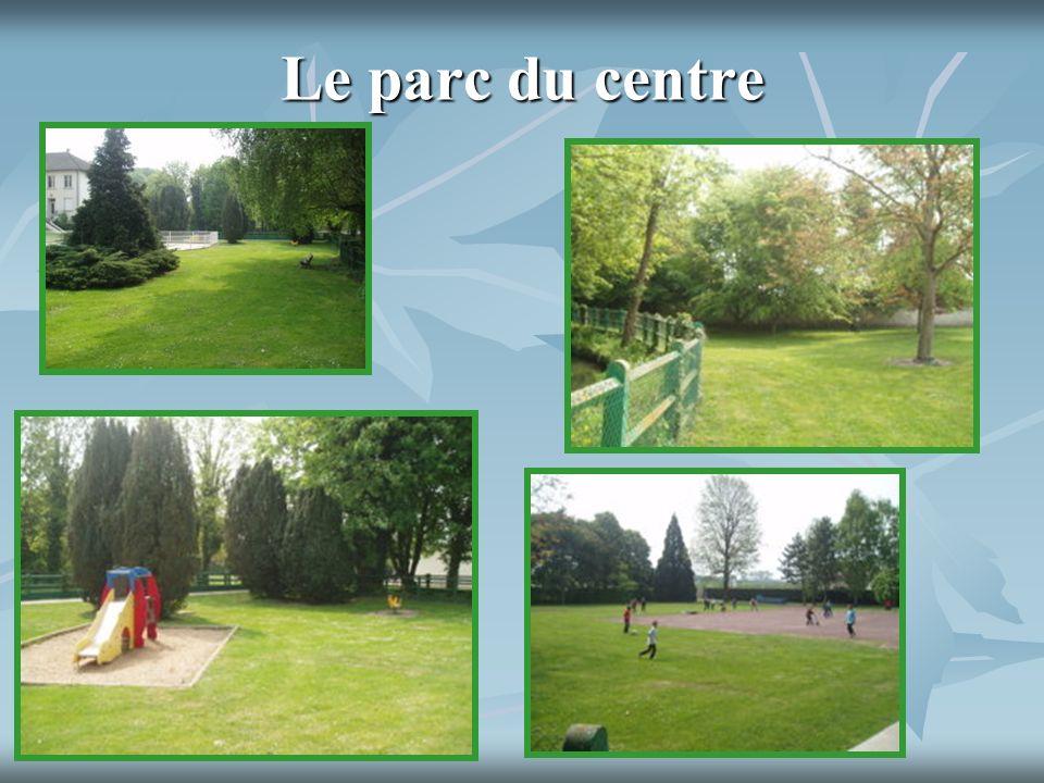Le parc du centre