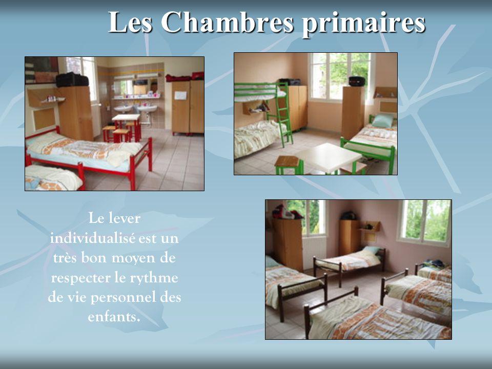 Les Chambres primaires