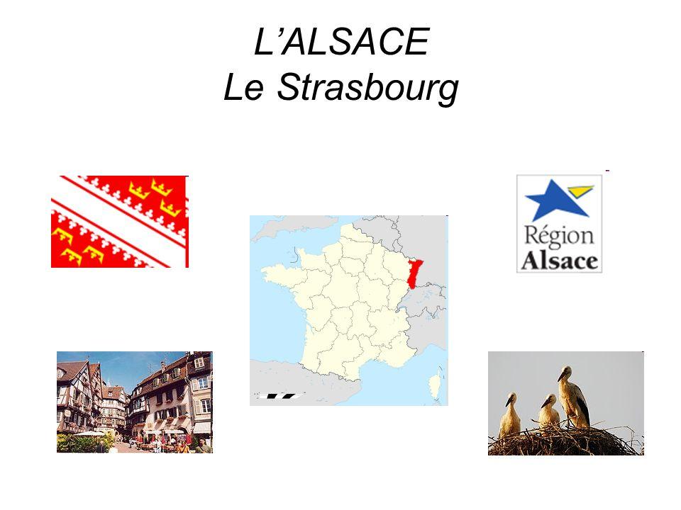 L'ALSACE Le Strasbourg
