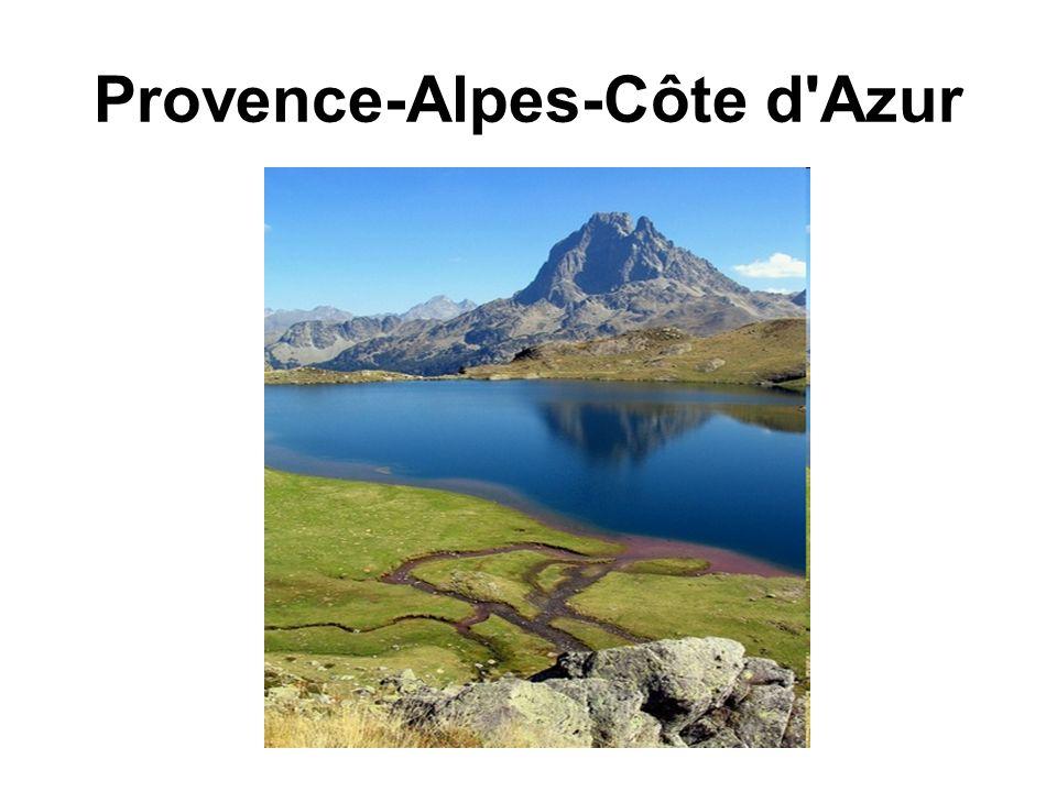 Provence-Alpes-Côte d Azur