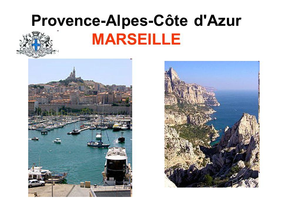 Provence-Alpes-Côte d Azur MARSEILLE