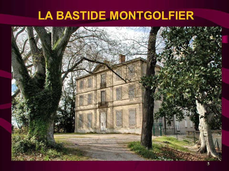 LA BASTIDE MONTGOLFIER