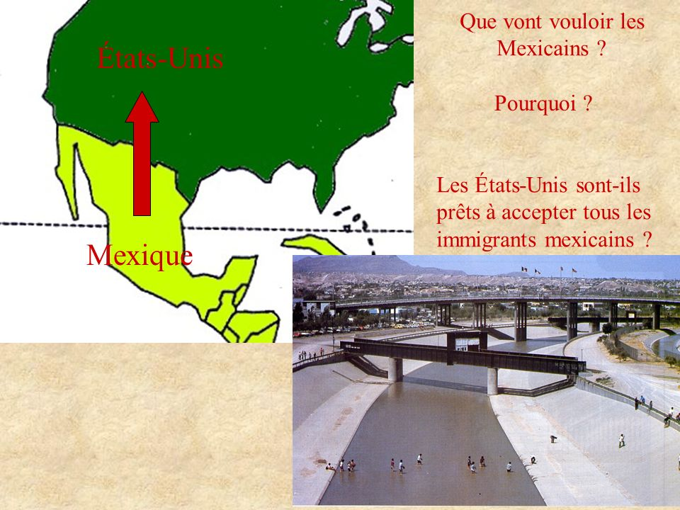 Que vont vouloir les Mexicains