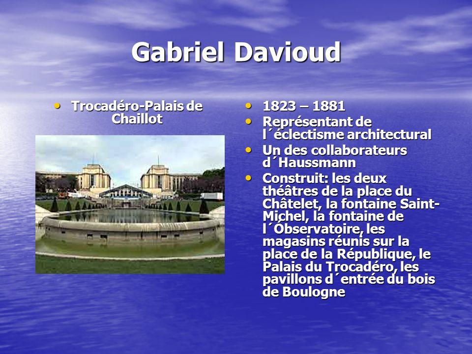 Trocadéro-Palais de Chaillot