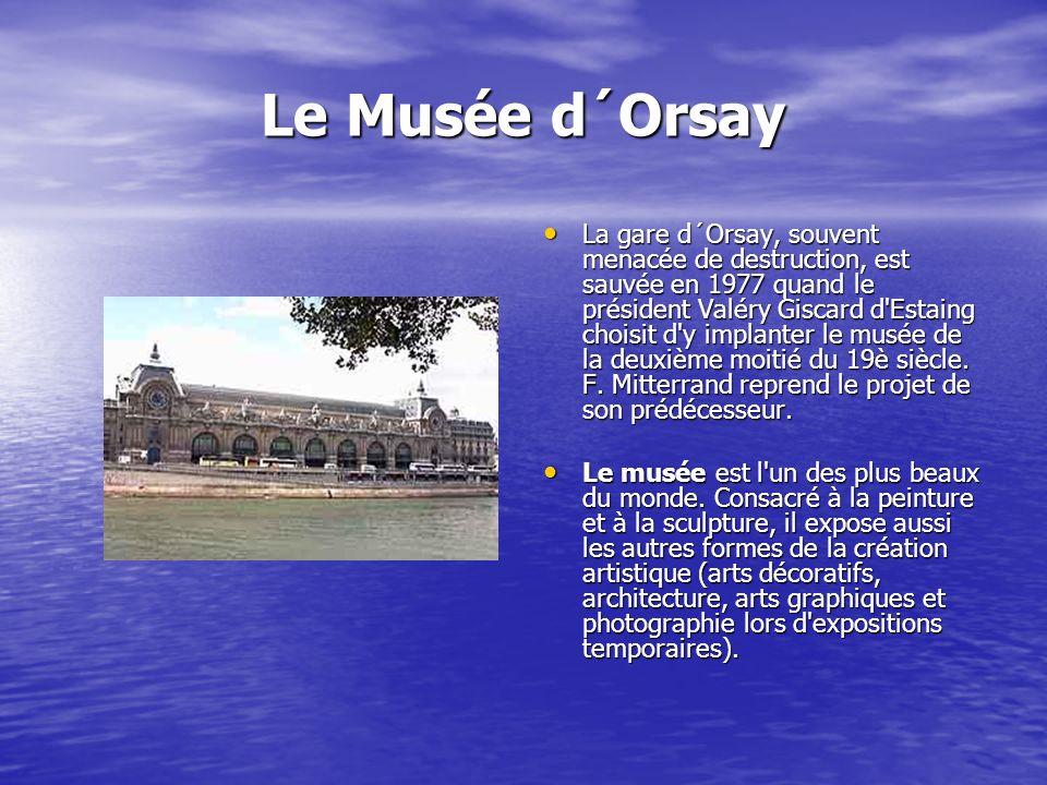 Le Musée d´Orsay